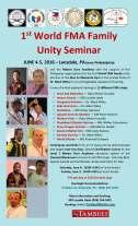 1st World FMA Family Unity Seminar - color bkg