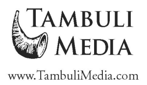 Tambuli Horn Logo Website